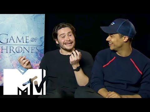 Game Of Thrones Season 7 Cast Reveal Funniest Moments | MTV Movies