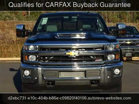 2019 Chevrolet Silverado 2500HD LTZ New Cars - Charlotte,NC - 2019-03-01