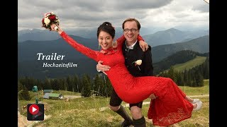Trailer -  chinesisch/deutsche Hochzeit