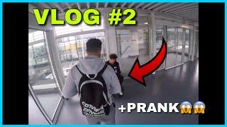 Urlaub Vlog#2 + Prank an ARABISCHEN VATER😱 #Teamjounes