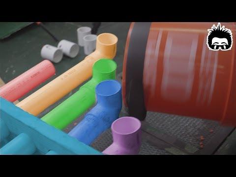 Musical Car Pipes - Joe Penna