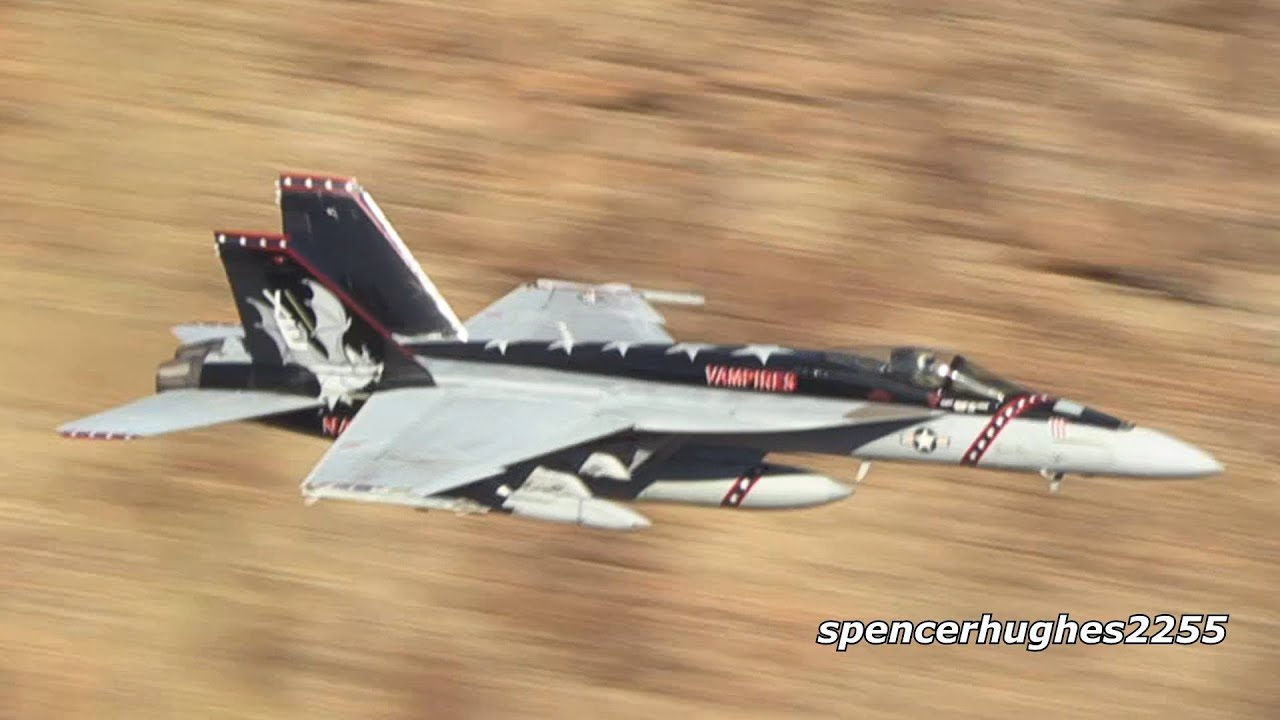 """Navy pilot dead after crash in """"Star Wars Canyon"""" in Death"""
