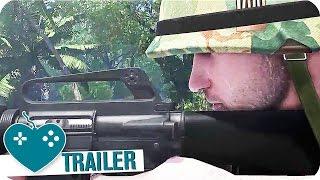 RISING STORM 2: VIETNAM Gameplay Trailer (2016) PC