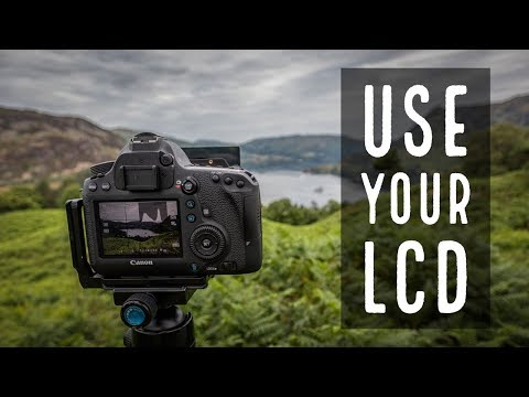 Landscape Photography - How I Use Live View