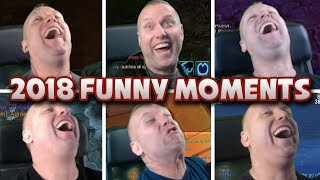 LOTS OF LAUGHS - Swifty Funny Moments of 2018 Compilation
