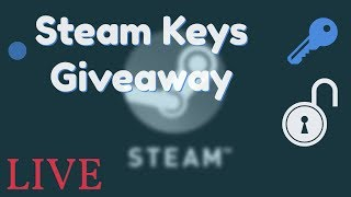 Steam Keys Giveaway Live  (H1Z1/GTA5/CSGO/PAYDAY and more)