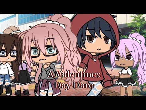 A Valentines Day Dare   A Gacha Life Mini Movie