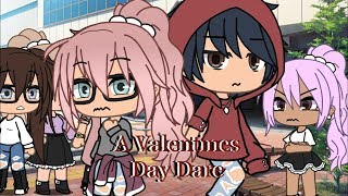 A Valentines Day Dare | A Gacha Life Mini Movie