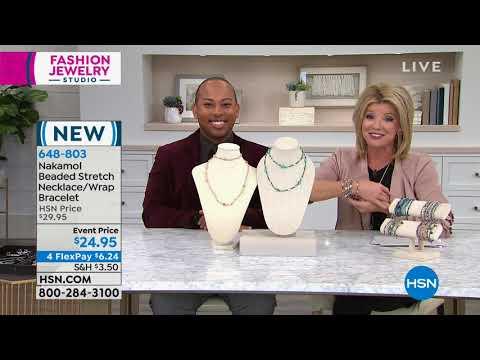 HSN | Fashion Jewelry Studio 01.31.2019 - 05 PM