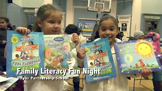Oliver PS Family Literacy