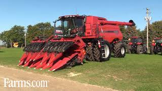 Setting up your combine for a successful harvest