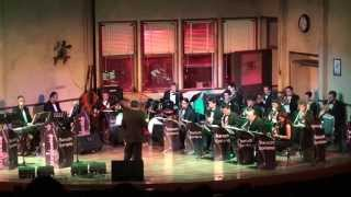 Big Band en México Baruch Soriano-Song Of India