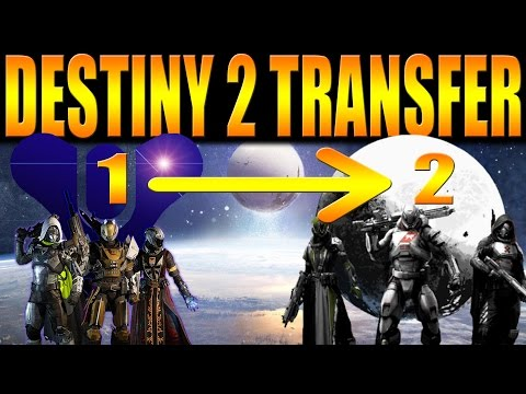 DESTINY 2 | IGN NEWS - CHARACTER TRANSFER NEWS THIS IS HAPPENING!