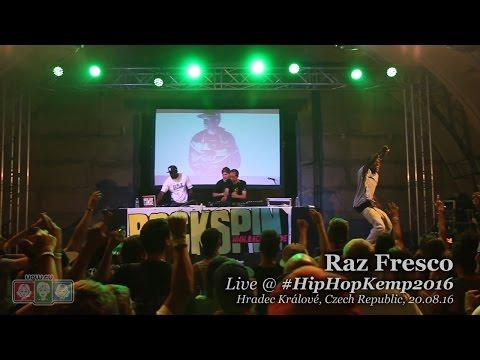 Raz Fresco • live @ Hip Hop Kemp 2016