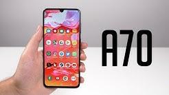 Review: Samsung Galaxy A70 (Deutsch) | SwagTab