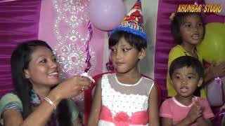 #Dipanjana#Debbarma#Birthday#Video -2