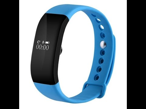 V66 Bluetooth Waterproof Ip68 Smart Bracelet Heart Rate Monitor For