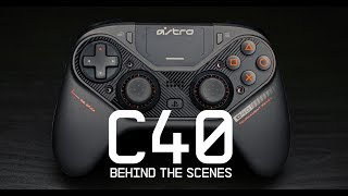 C40 TR Controller | Behind the Scenes