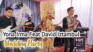 Meriah !! David Iztambul Feat Anak Daro ( Yona Irma ) - Jendral Live Music