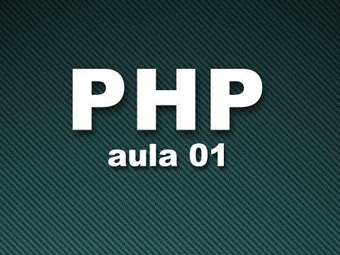 Curso de PHP #01 - Introdução ao PHP