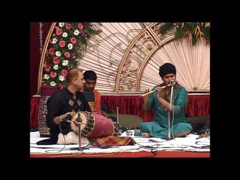 Rajesh Srivivasan Supporting Flute Amith Nadig