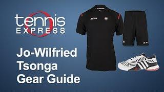 Jo Wilfried Tsonga French Open 2016 Gear Guide Review | Tennis Express