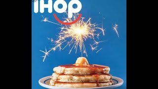 Go Get Your 60 cent Pancakes at IHOP!