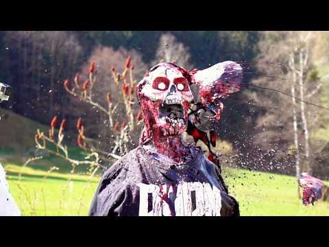 The Most Brutal Revenant Demon and Alien Kills in Slowmotion! [Part 1] AlienGoBoom