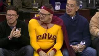 Orlando Magic vs Cleveland Cavaliers - January 2, 2016