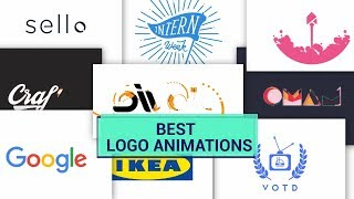 Best logo animations | Motion Design Inspiration