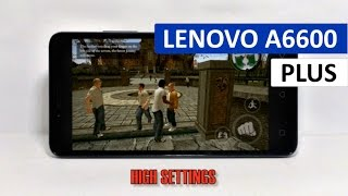 lenovo a6600 plus gaming performance part 2