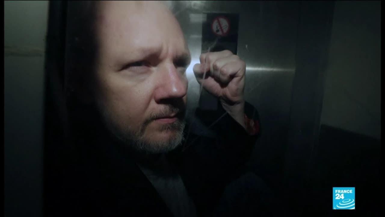 Download La bataille autour de l'extradition de Julian Assange reprend à Londres