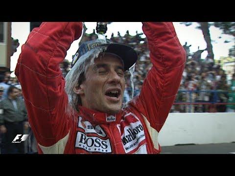 Ayrton Senna: Master Of Monaco