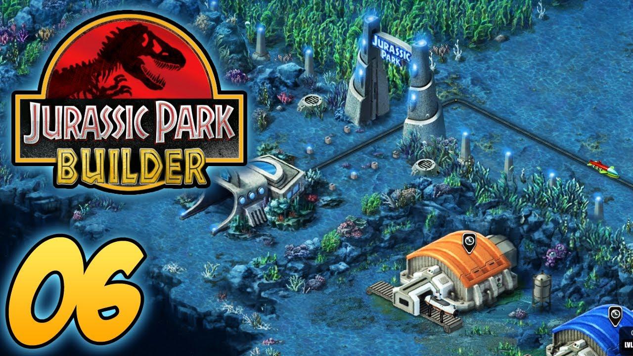 Jurassic Park Builder Aquatic