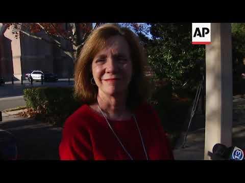 Houston remembers late US President George HW Bush