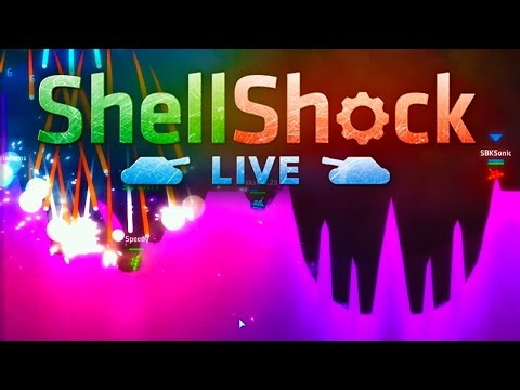 You Can't Stop Us!! (unless you're like above level 70 or sumthin) (ShellShock Live!)