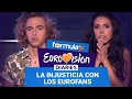 La bronca de 'Objetivo Eurovisión 2017' fue mucho mayor en el plató - Eurovisión Diaries