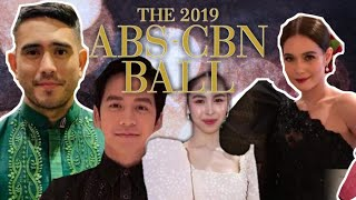STAR MAGIC BALL 2019 NETIZENS FUNNY REACTIONS | Ahra ghurl