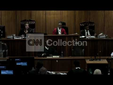 PISTORIUS TRIAL IS NEARING ITS END