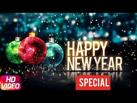 Happy New Year 2018   New Year Special   Top Hits Punjabi Songs   Speed Records