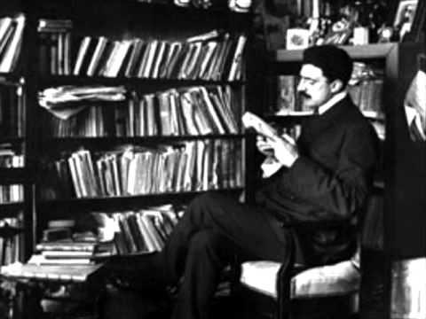 Vittorio Gassman recita Trilussa: 'Er ragno socialista e er bagarozzo democratico-cristiano'