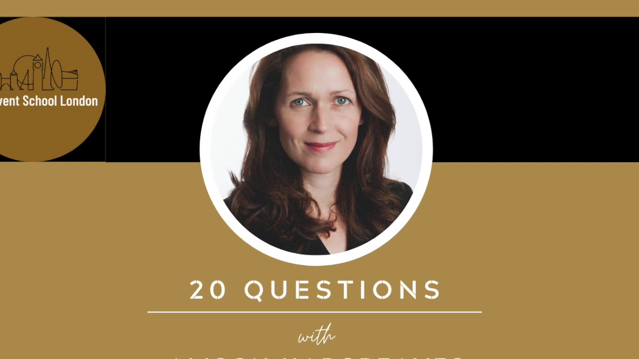 20 Questions with Alison Hargreaves from Guides for Brides.