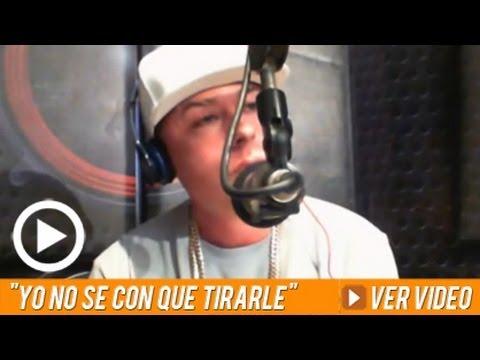 Cosculluela habla sobre la tiraera de Calle 13