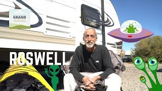 Ep. 127: Roswell | New Mexico RV travel camping