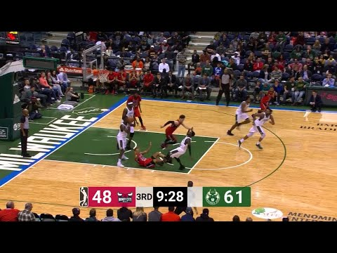 JeQuan Lewis with 6 Steals  vs. Windy City Bulls