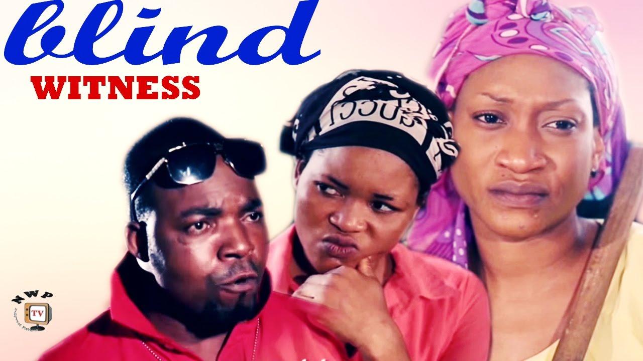 Download Blind Witness Season 4  - 2017 Latest Nigerian Nollywood Movie
