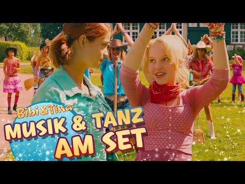 Bibi & Tina - Tanzen am Set VOLL VERHEXT! Kinofilm DVD SPECIAL