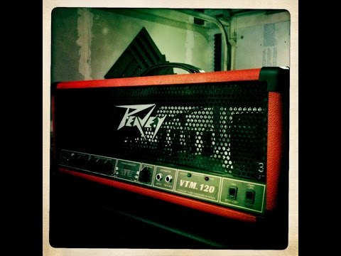 Modified Peavey VTM 60