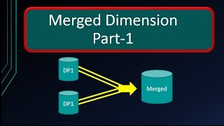How Merged Dimension Works | SAP BusinessObjects