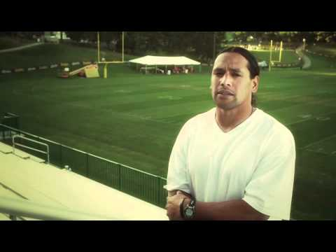 Troy Polamalu and American Samoa - Message to the Players